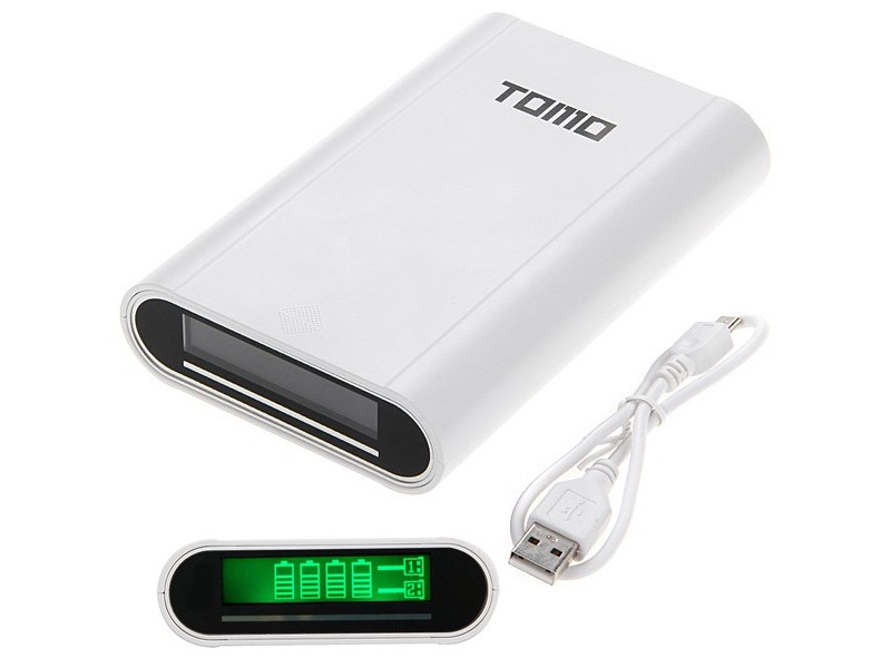 Power Bank Tomo